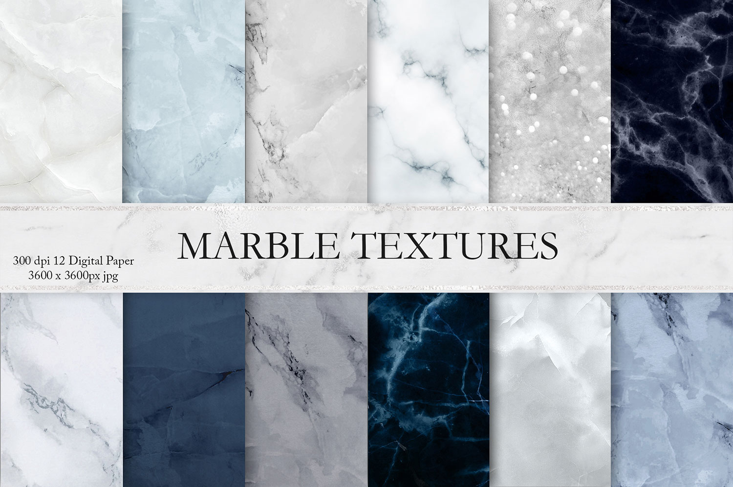 Navy Blue Marble Backgrounds