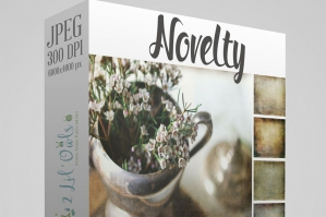 Novelty Fine Art Textures