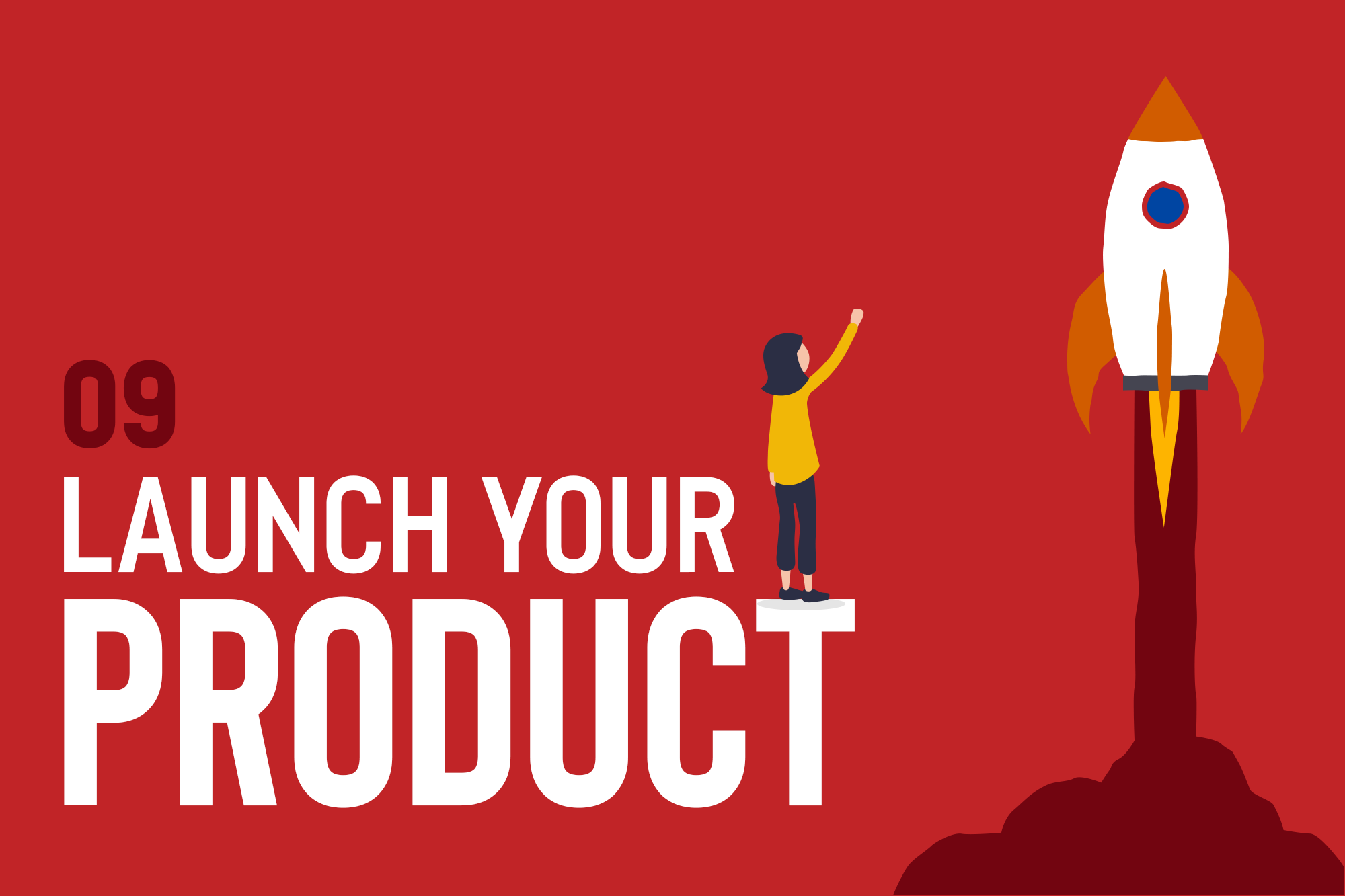 Product Academy Cover - 09 - Launch Your Product