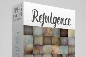 Refulgence Fine Art Texture Set