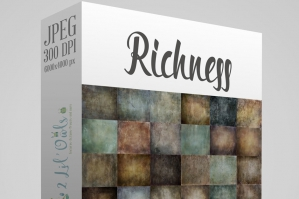 Richness Fine Art Texture Set