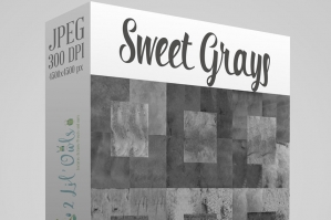 Sweet Grays Fine Art Textures