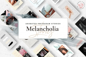 Animated Stories - Melancholia