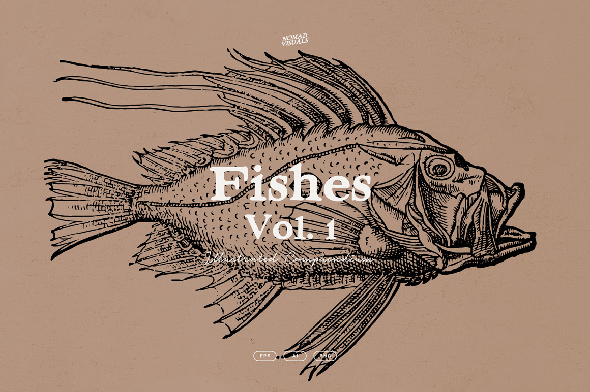 Fishes - Vol. 1