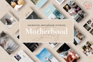 Motherhood - Animated Stories