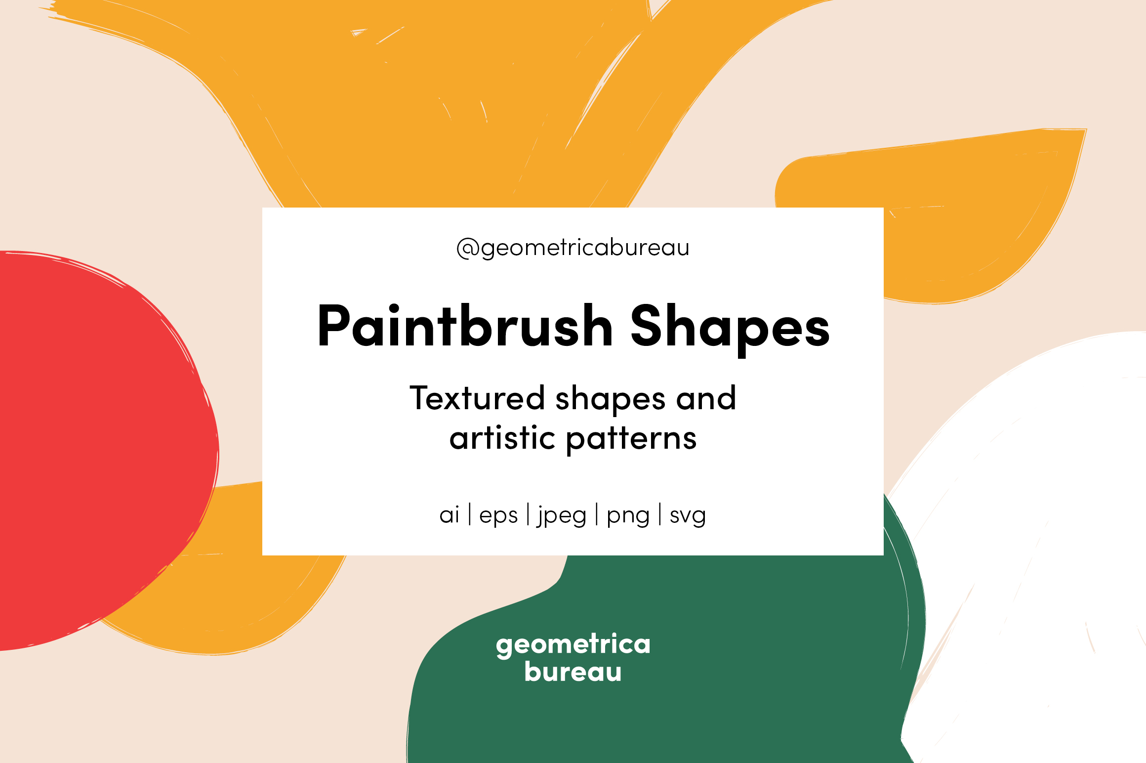 Paintbrush Shapes