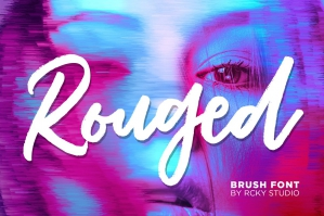 Rouged Font