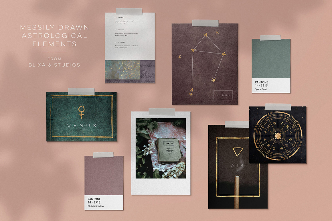 The Creative Designer's Collection Of Treasures