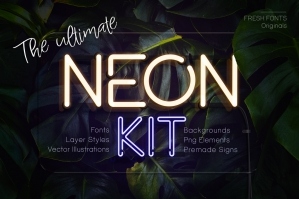 The Ultimate Neon Kit