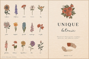 Unique Botanic Collection