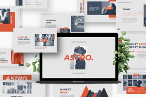 Astro Keynote Template