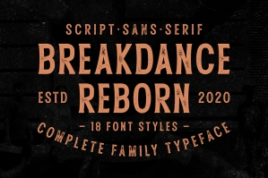 Breakdance Reborn