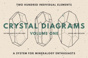Crystal Diagrams Vol. 1