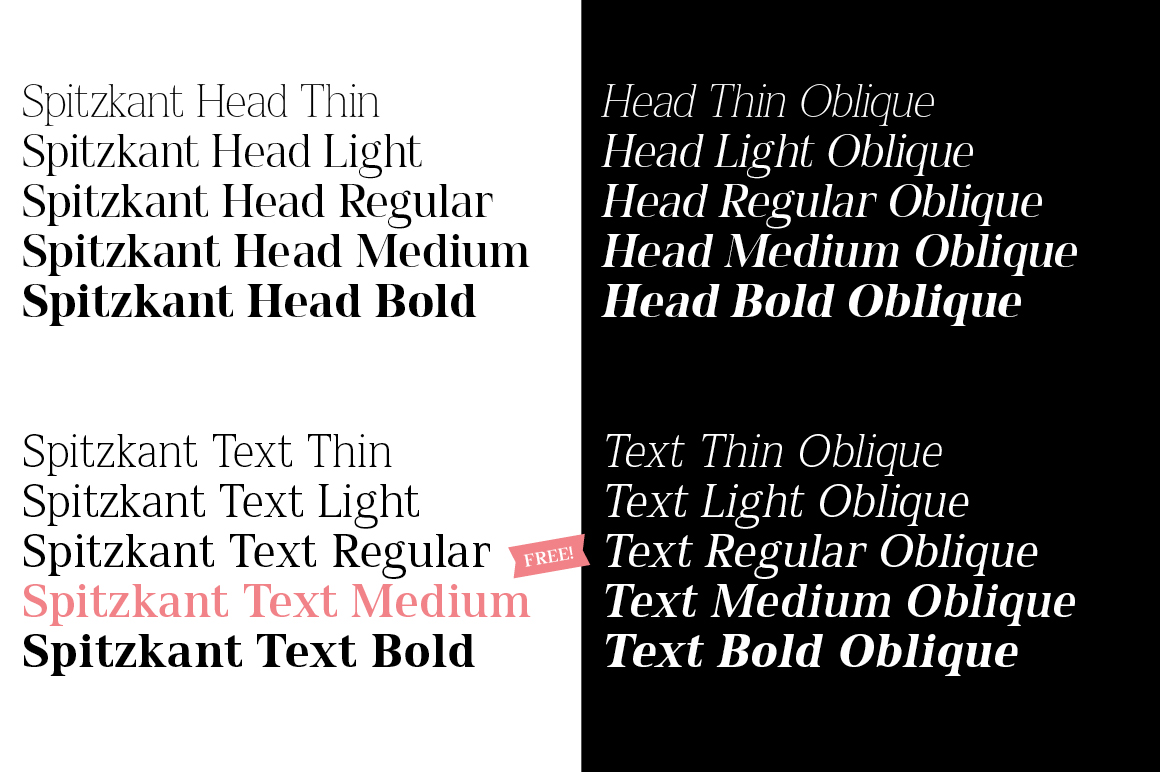 The Type Designer's Deluxe Font Library
