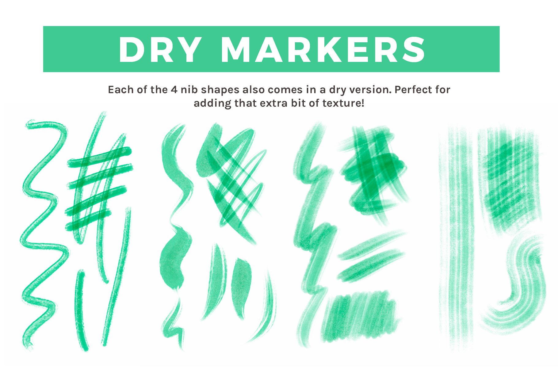 Awesome Alcohol Markers for Procreate