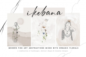 Ikebana - Fine Art Abstractions