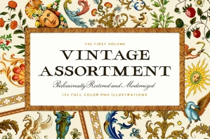 The Vintage Assortment - Volume One