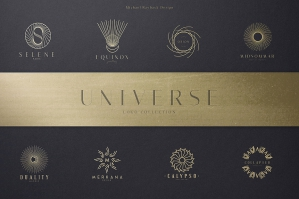 Universe Logo Collection