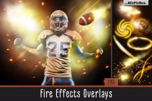 Fire Effect Overlays