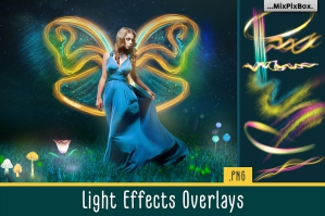 Light Effects Overlays