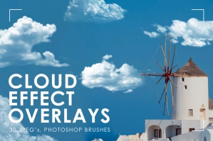 Realistic Cloud Overlays