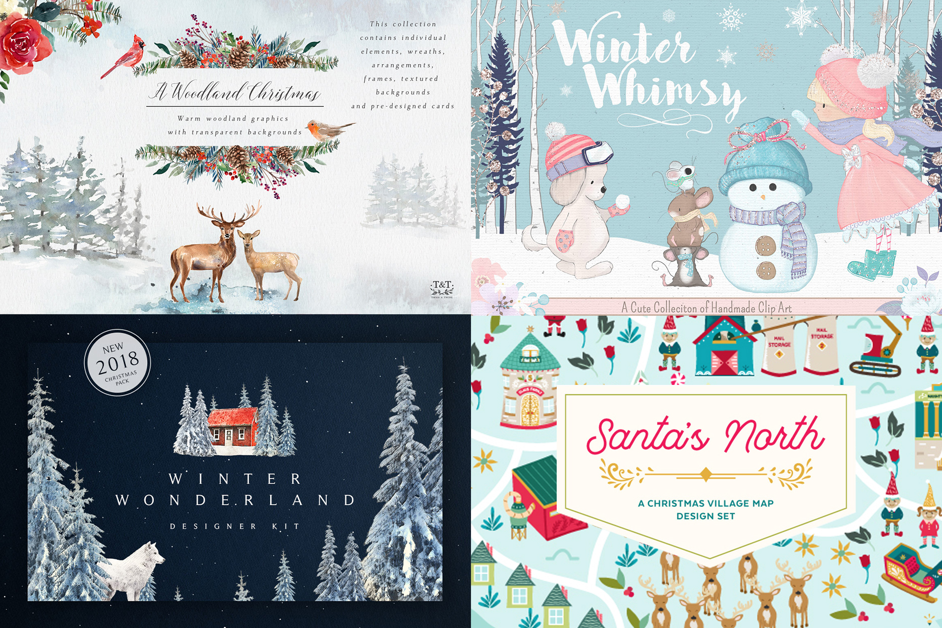 The Magical Christmas Creation Bundle - Re-Run