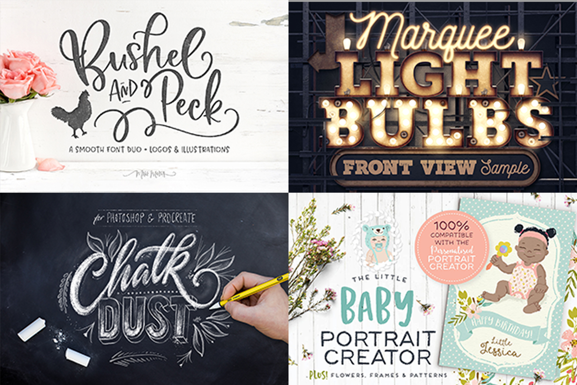 The Ultimate Creative Design Bundle - Re-Run