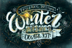 Winter Wishes Creator Kit