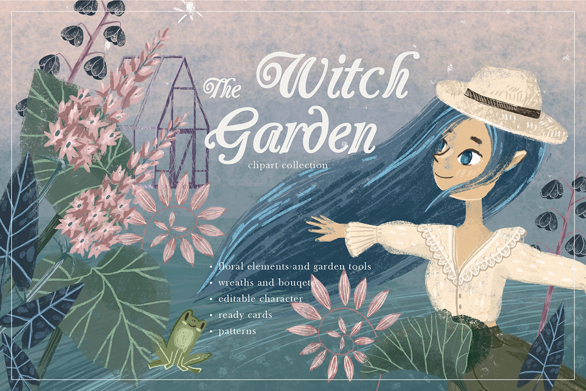 Witch Garden Collection