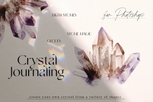 Crystal Journaling - Crystal Maker