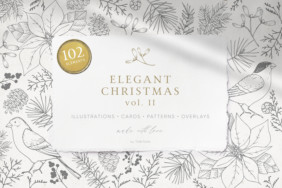 Elegant Christmas Collection Vol. II