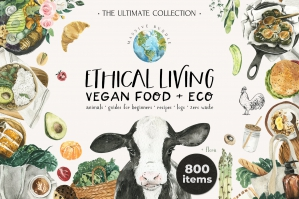 Ethical Living: Vegan Food & Eco Lifestyle