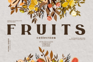 Fresh Collection -  Floral & Fruit Collection