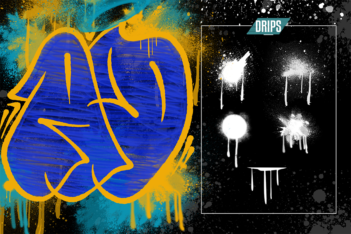 Ultimate Photoshop Graffiti Kit