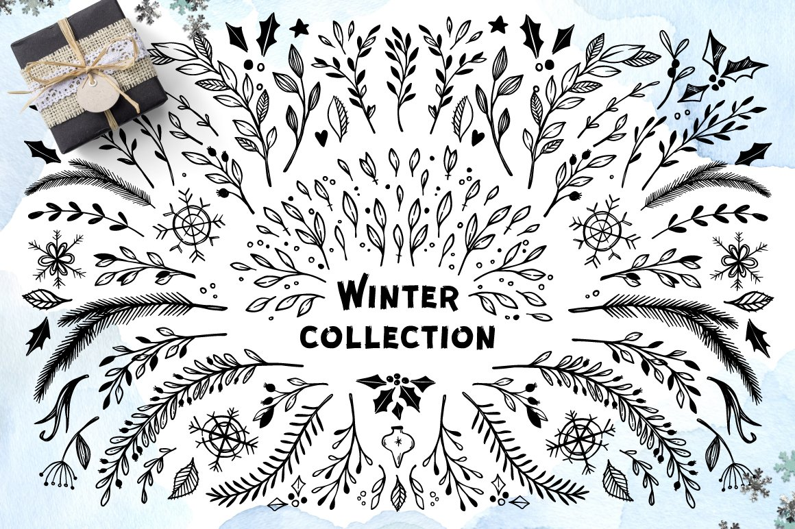 Winter Collection - Merry Christmas