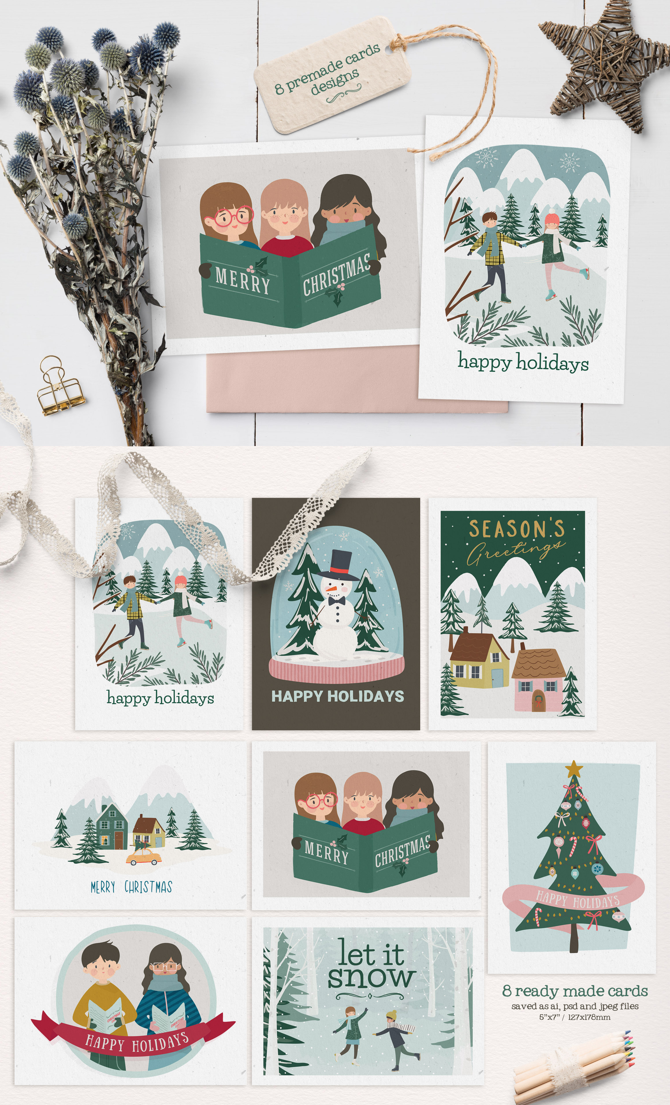 Winter Holiday Collections