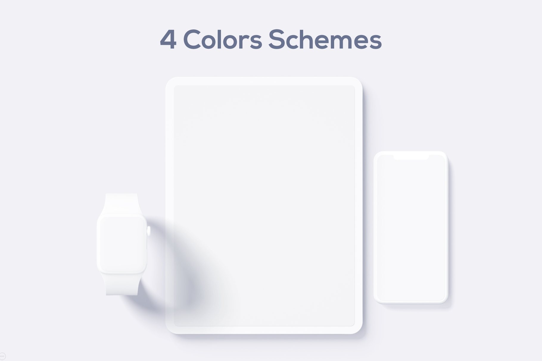 Animated Devices Powerpoint Mockups