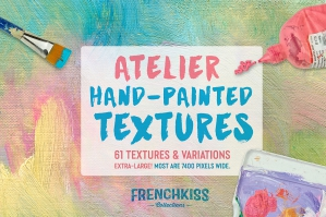 Atelier Hand-Painted Texture Collection