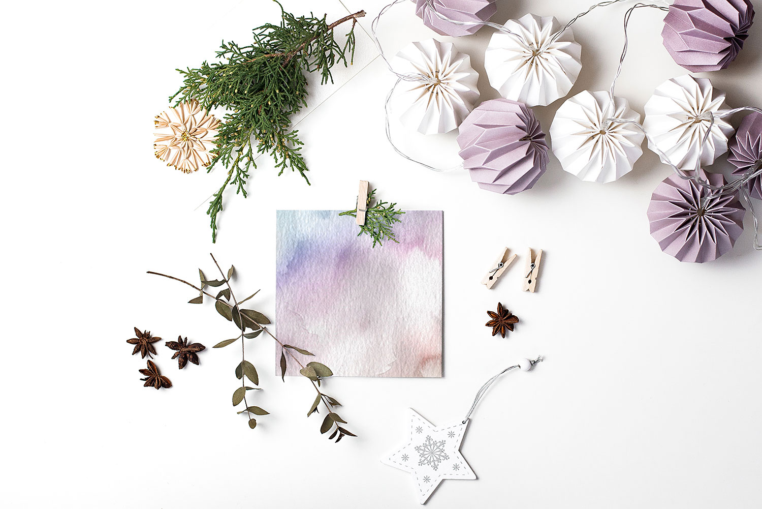 Christmas - Watercolor Collection