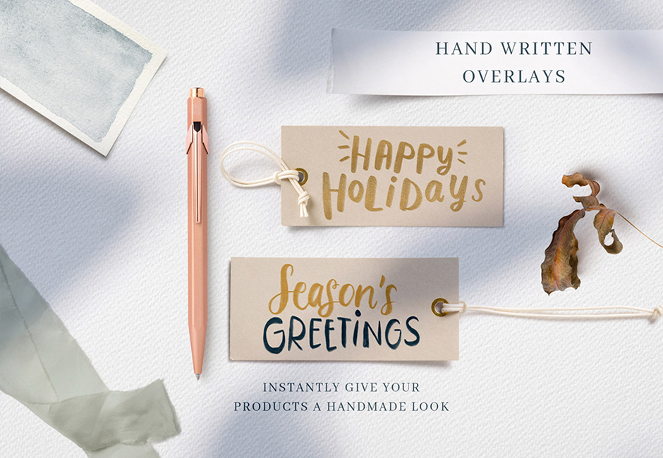 Holiday Illustrations, Patterns, and Lettering
