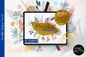 Marrakesh Stamp Pack for Procreate