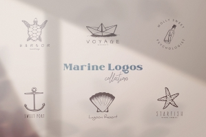 Sea Logo Collection