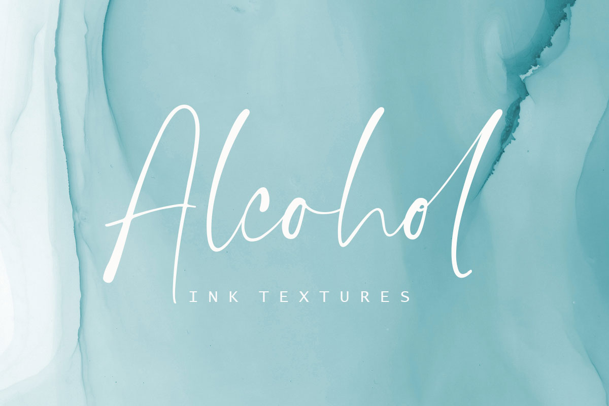 Alcohol Ink Textures 4