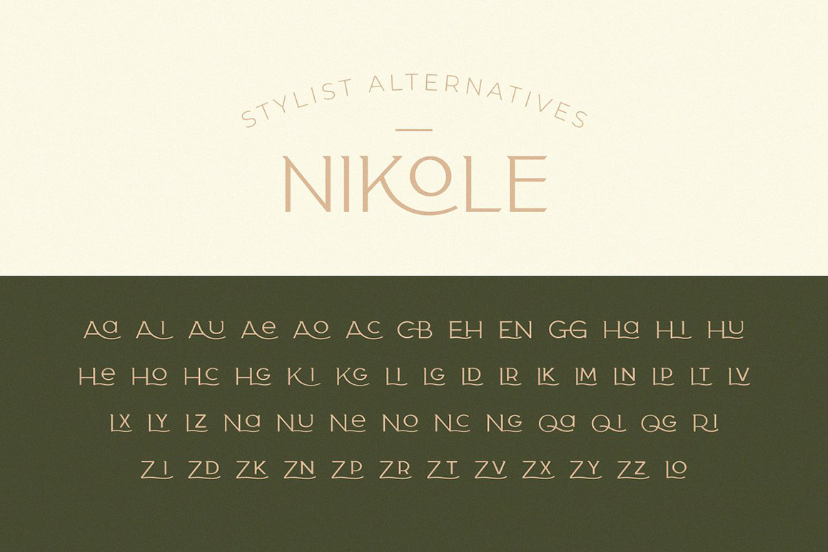 Classy Taylor Font Typeface