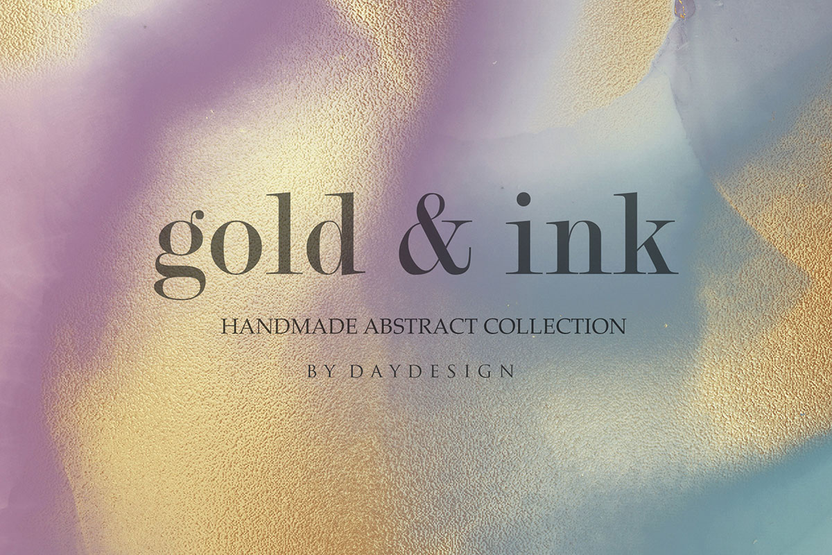 Gold Ink Handmade Collection