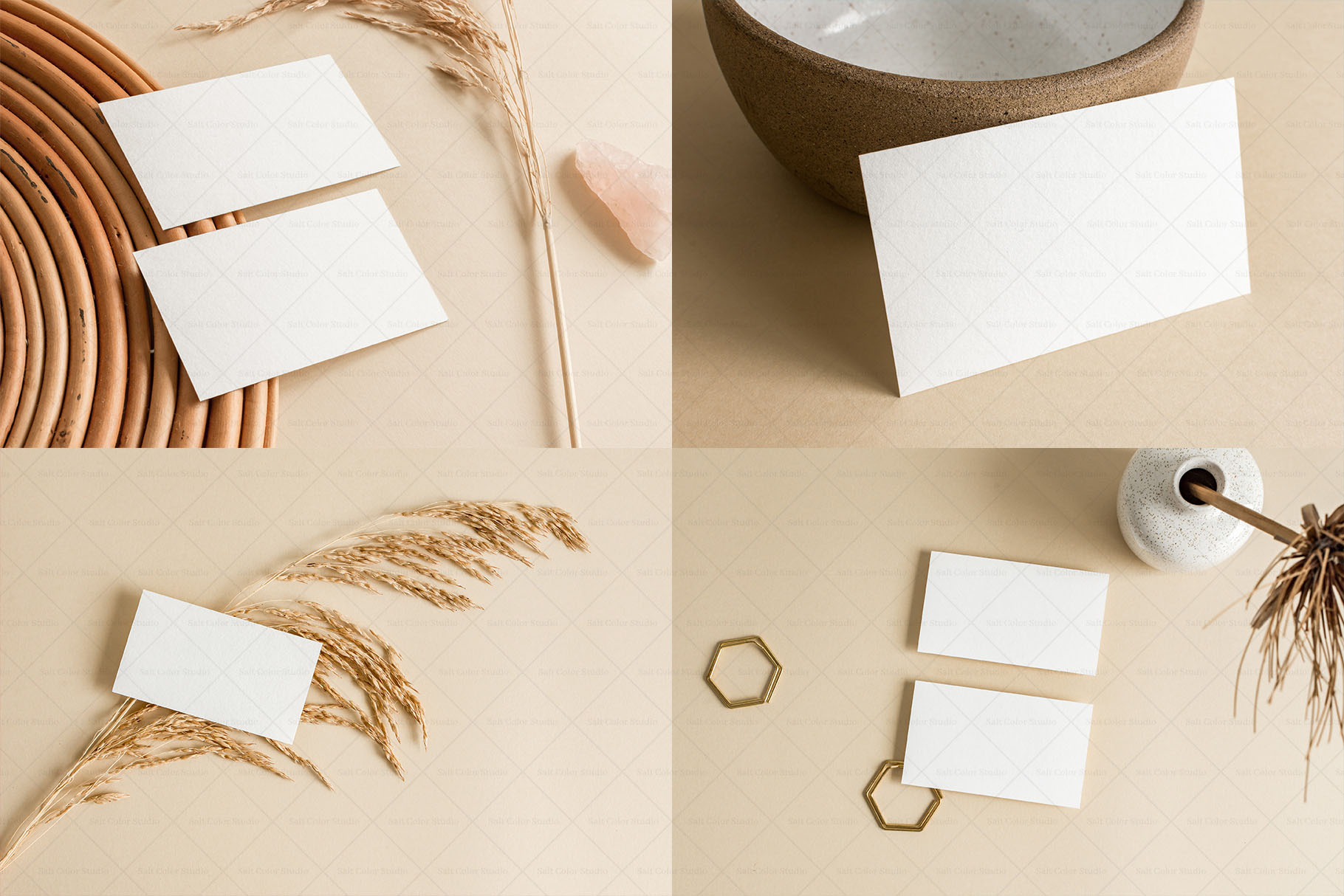 Rye - Business Card Mockup Bundle
