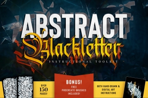 The Abstract Blackletter Instructional Toolkit
