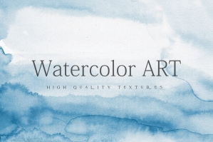 Watercolor Backgrounds & Pastel Colors
