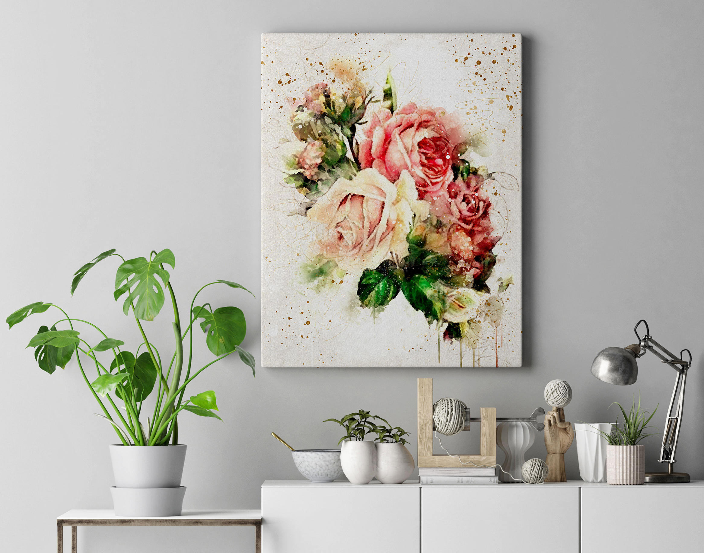 Watercolor Floral Collection 2