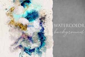 Watercolor Floral Collection 5